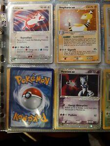 💥 Lotto Carte Pokemon Ex 💥 Holo cards lot ⭐ Ampharos Mewtwo Latias ⭐