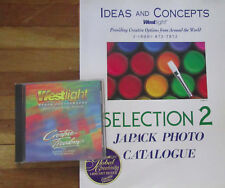 Westlight Stock Photography book / Cd - 196 Full color pages