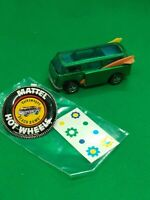 1969 hot wheels redline volkswagen beach bomb