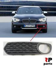 2015-BMW 1 SRS F20 Pare-chocs Avant Brouillard Calandre Noir type fermé côté passager NEUF