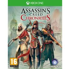 Assassins Creed Chronicles For Xbox One (New & Sealed)