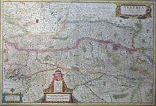 MERCATOR HONDIUS ÖSTERREICH AUSTRIA ARCHIDUCATUS AUCTORE WOLFGANGO LAZIO 1633