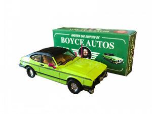 Only Fools and Horses Boyce Autos Capri Ghia Each Box Signed By John Challis