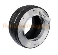 Exakta /Auto Topcon Lens to Fujifilm X-Pro2 X-E1 X-E2 X-A10 X-M1 X-T10 Adapter