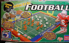 TUDOR Power Pro ELECTRIC FOOTBALL #8500 NEW in BOX 2004