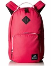 New Balance Adult Daily Driver Backpack Pink One Size Adjustable Straps New