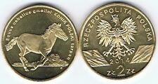 Pferd-Tarpan Konik Polski 2014 2 Zl Muenze BFR,