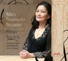 Piano Solo - Works by Bach, Mendelsohn, Fanny Hensel, New Music