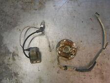 1973 Husqvarna WR250 WR RT 250 HUSKY AHRMA Vintage Ignition Coil & Stator Assy