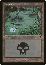 Magic MTG Tradingcard Odyssey 2001 Swamp 340/350