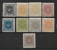 MACAO CHINA SET MNH 1884