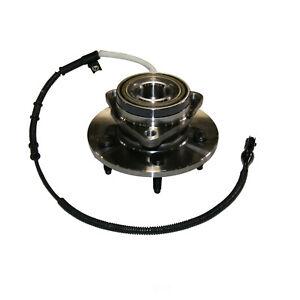 Wheel Bearing and Hub Assembly Front GMB 725-0046
