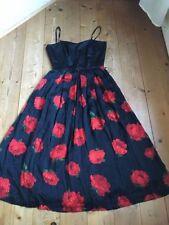 Originale Rockabilly Vintage-Kleider für Damen in Größe S