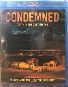 Condemned (Blu-ray Disc, 2016) NEW SEALED