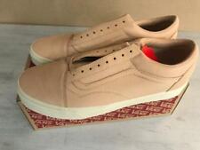 Vans Old Skool DX Veg Veggie Tan Leather Size US 12 NEW