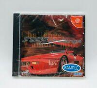 F355 Challenge Sega Dreamcast Japan Import Brand New Sealed US Seller