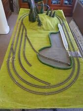 More details for model railway n gauge layout  compact 4ft x 2ft  twin track & sidings