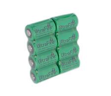 50X UltraFire CR2 800mAh 3.0V 15270 Rechargeable Li-Ion Battery Quantity 50