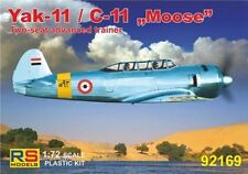 "RS Models 1/72 Yakovlev Yak-11 / C-11 ""Moose"" # 92169"
