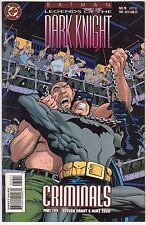 fumetto DC BATMAN LEGGENDS OF THE DARK KNIGHT AMERICANO NUMERO 70