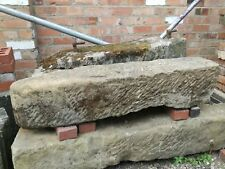 Large Antique stone gate post