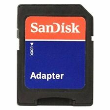 SanDisk 3 x micro SD adapter reader for memory card converter SD cam B