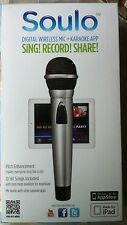 Soulo Digital Wireless Mic Karaoke App New
