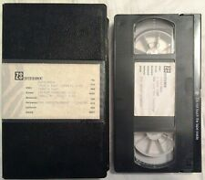 OVERLORDS-GOD'S EYE (2 VERS)/WOW, MR. YOGI/ZOO ENT VHS PROMO MUSIC VIDEOS TRANCE
