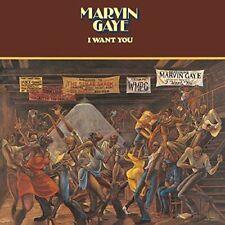 MARVIN GAYE I WANT YOU 180 GRAM VINYL LP (Released 2016)