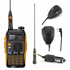 Baofeng/SainSonic *GT-3 Mark II* 136-174/400-520 FM Two-way Radio + Orateur