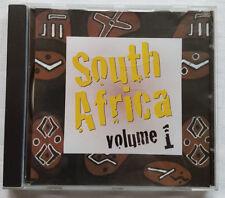 South Africa volume 1, Sampler mit südafrikanischen Künstlern, CD, Eigenimport