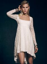 Free People Trianon Lace Dress