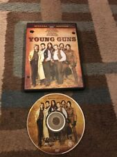 Young Guns (DVD, 1988 Special Edition) Free Shipping!!!!