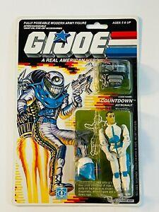 Hasbro G.I. Joe 1989 Countdown V1 A Real American Hero ARAH MOC