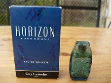 Miniature de Parfum - Guy Laroche : Horizon pour Homme