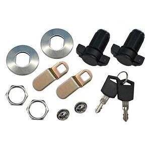 UnderCover RSAS1001CL Tonneau Cover Replacement Lock and Key Set 6XX & J2XX Key