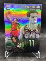 2018-19 Chronicles Trae Young Essentials Rookie Rc #234 Atlanta Hawks