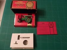 Matchbox MOY Y-21 1894 Aveling-Porter Steam Roller - Red Display Box