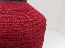 Wolle Garn Stricken & häkeln| Bouclè Kone rot/ burgund effektgarn 1,7 kg bp21