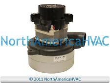 AirVac 2 Stage 120v Vacuum Blower Motor AV195 AV2500 AV400 AV425 AV425A