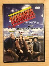 Bonanza - Feet of Clay and The Fear Merchants (DVD) - E1125