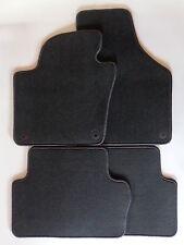 Fußmatten für VW Sharan II 2 7N ab 2010 - 2016 schwarz 4-tlg.