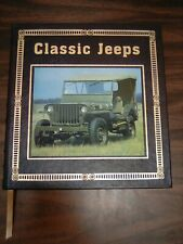 Classic Jeeps by John Carroll Easton Press Edition