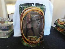 "Lord Of The Rings FOTR Legolas Single-Pack 6 "" Figures MIB"