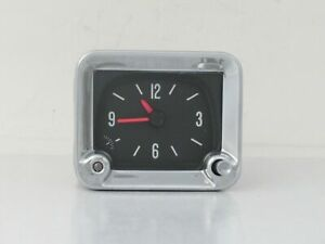 Quartz Movement Dash Clock Fits Sunbeam Arrow & Armstrong Siddeley Smiths Brand
