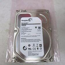 """Seagate ST3000DM001 3TB 64MB SATA 6Gb/s 7.2K 3.5"""" Hard Drive (Tested Good)"""