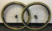 REAL DESIGN SUPERSONIC WHEELSET 700C X 23 CARBON ALLOY 10, 9 OR 8 SPEED
