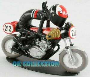 Modellino 1:18 JOE BAR TEAM  : Honda 350 CB - Chris Deb