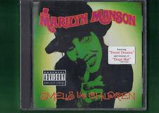 MARILYN MANSON - SMELLS LIKE CHILDREN CD NUOVO SIGILLATO