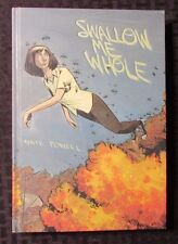 2008 SWALLOW ME WHOLE by Nate Powell 1st Top Shelf HC NM